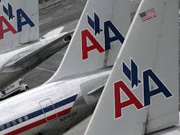 american airlines is stuck in their business with loose seats