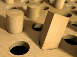 Hire Square Pegs for Round Holes